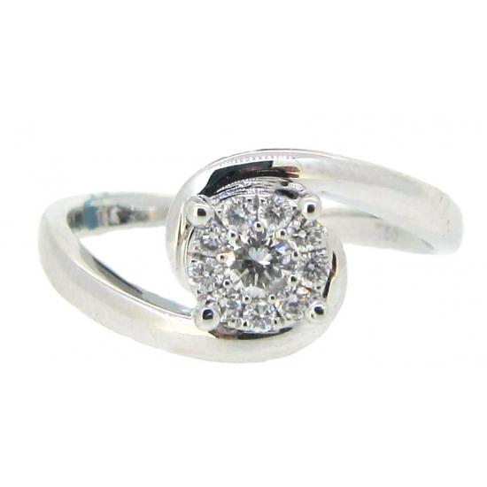 Danish Diamond Ring