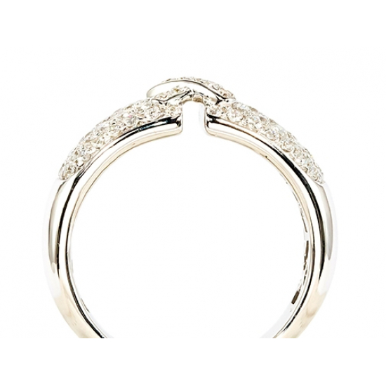 Roulette Diamond Ring