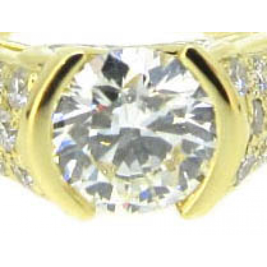 Casino Royal Diamond ring