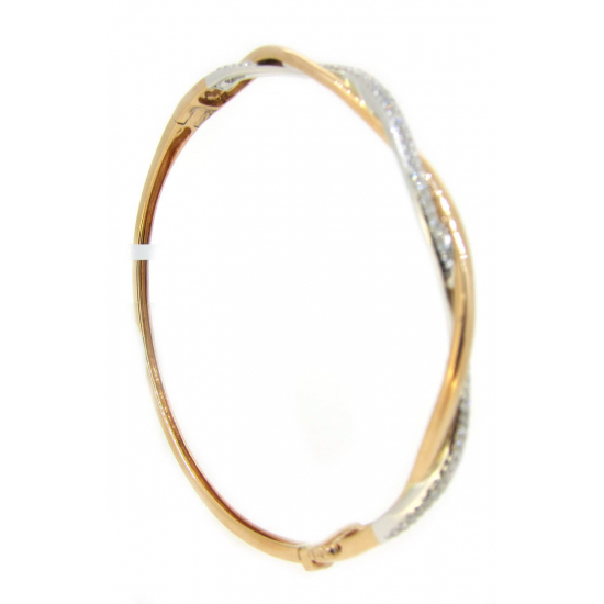 EVOLVE DIAMOND BANGLE-B10372