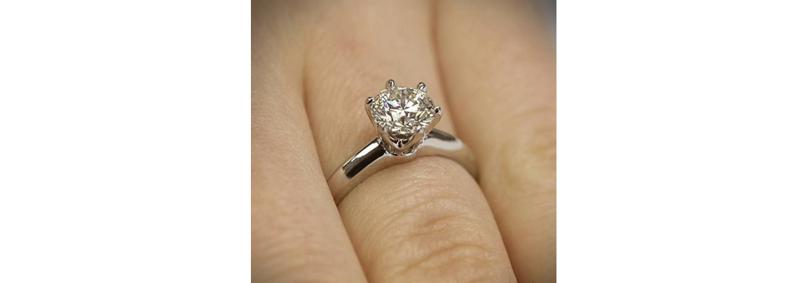 Custom Engagement Rings Online