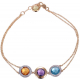 Trio Gems Bracelet