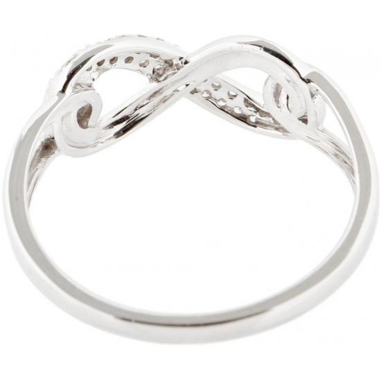 Infinity Love Ring - B13684