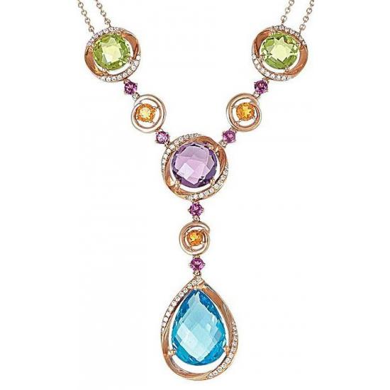 Temptation Diamond Necklace