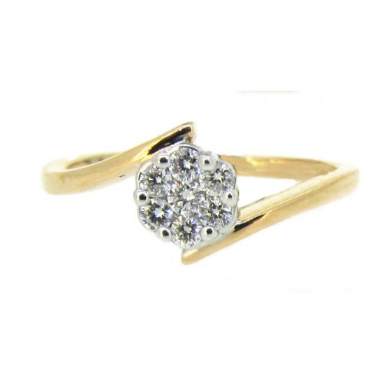 MALIKA DIAMOND RING