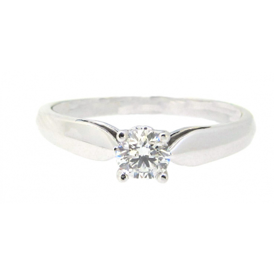 Solitaire Diamond Ring-B14438