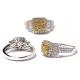 BRITTANY YELLOW DIAMOND RING