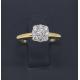 Enchanting Love diamond ring-B15392