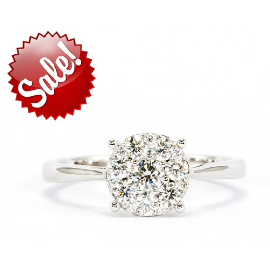 Day Dreamer diamond ring