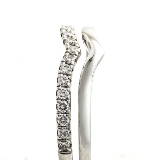 Amphitheatre Diamond Ring