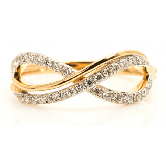 Everlasting Infinity Diamond Ring
