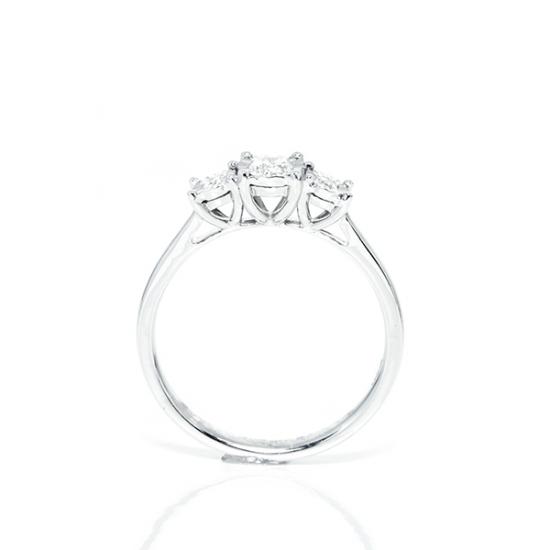 Trinity Diamond Ring
