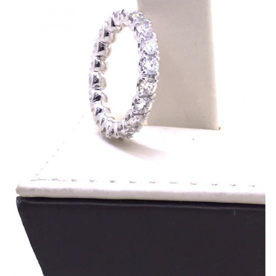 Full C Eternity Ring B15540