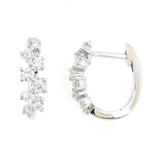 Patite Diamond Heggie Earring
