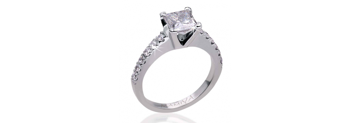 Why One Should Buy 1 Carats Diamond Engagement Ring?