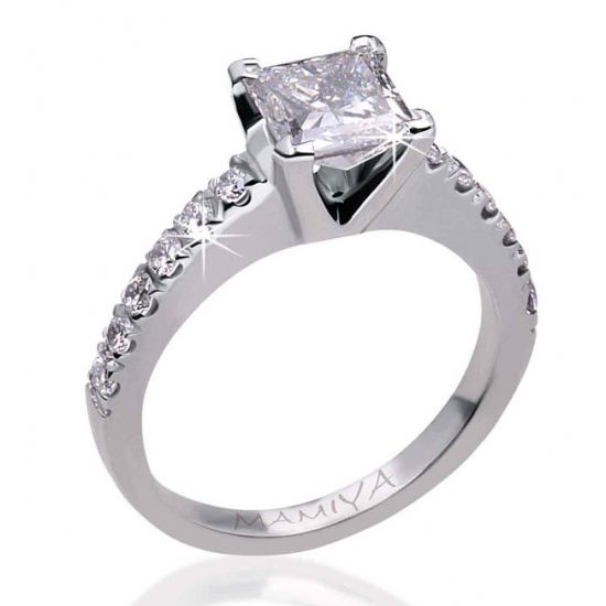 Be My Princess Diamond Ring