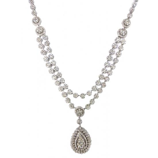 Bride's Marriage Necklace Set -OR1253