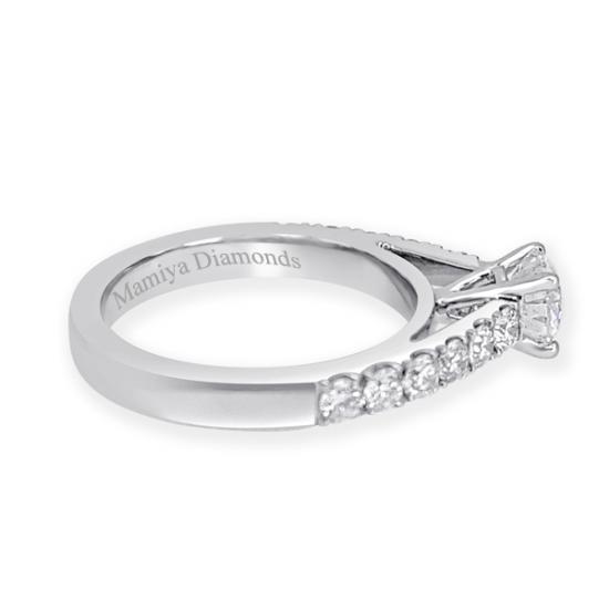 Twin Sets Engaged & Wedding Ring