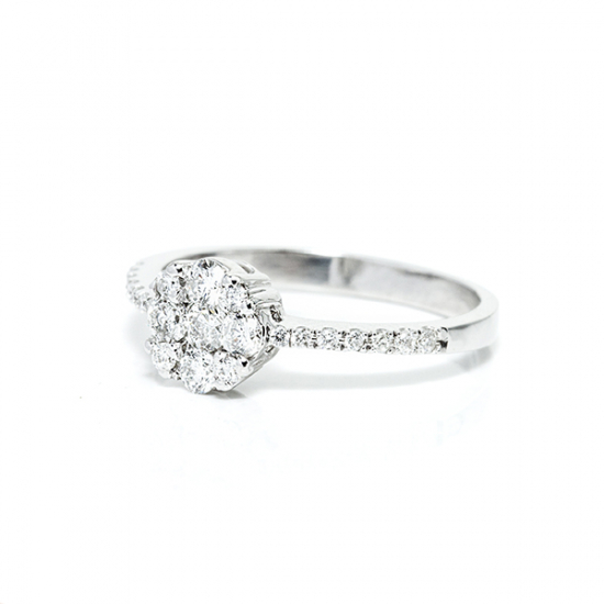 Ravish Diamond Ring