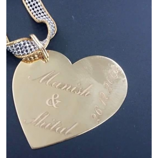 Love Heart  Pendant