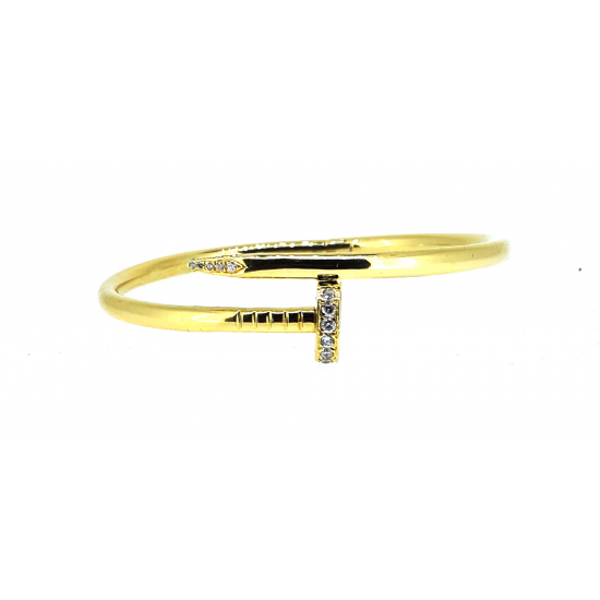 Vintage Nail 'N' screw Bangle