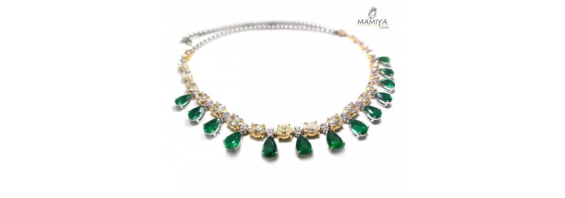 Choose the Striking Designs of Wedding Necklace Designs in Dubai