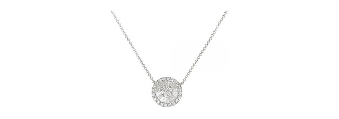 Enhance Your Beauty And Charm By Wearing Exquisite Diamond Necklace Sets