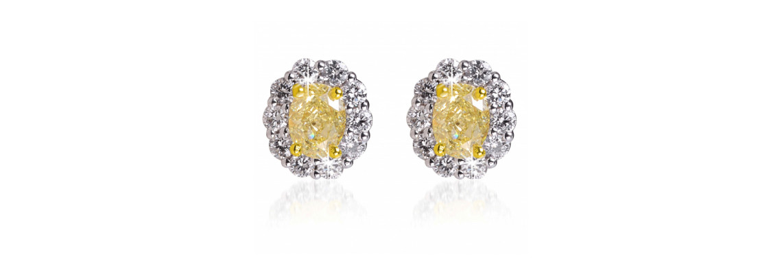 Impress your Beloved with Exquisite Diamond Earrings in Dubai