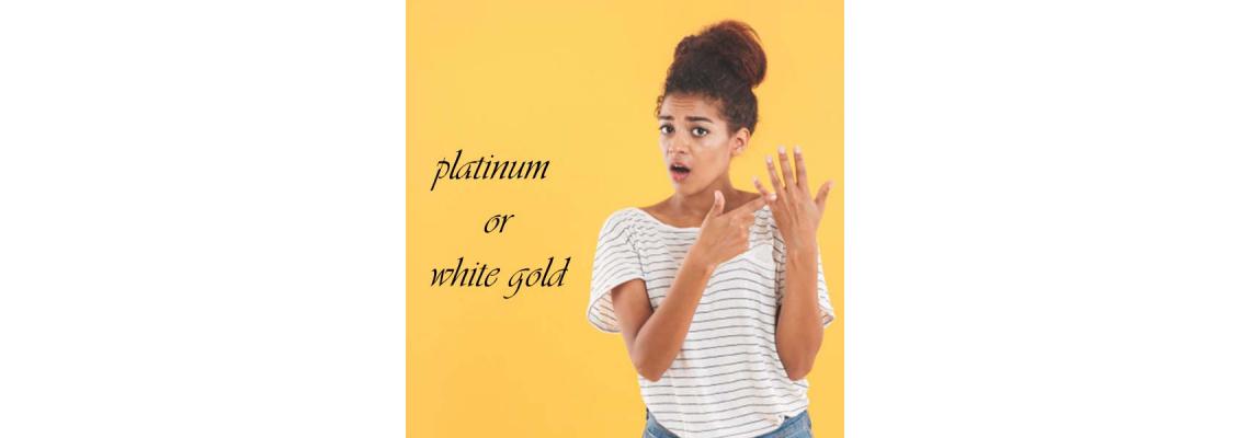 Platinum Vs White Gold